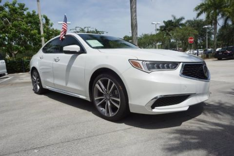 Used 2019 Acura TLX w/Technology Pkg