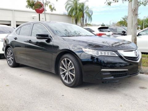 Used 2017 Acura TLX V6 w/Technology Pkg