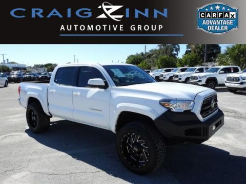 Used 2019 TOYOTA TRUCK TACOMA 4WD SR5