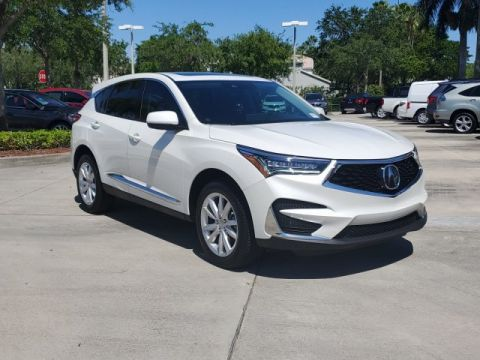 Used 2020 Acura RDX Base