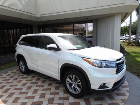 2015 Toyota Highlander LE Plus V6
