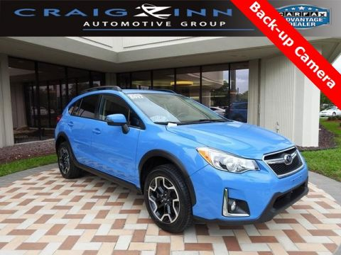 2017 Subaru Crosstrek 2.0i Limited