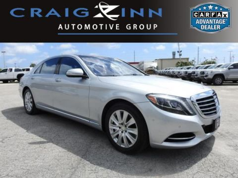 Used 2014 Mercedes-Benz S-Class S550